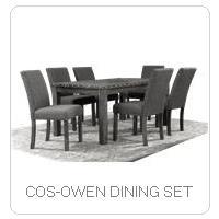 COS-OWEN DINING SET